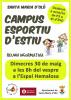Reunió Campus esportiu