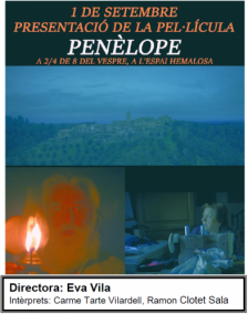 Presentació pel·lícula Penélope