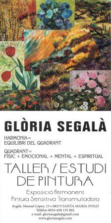 Canvi expo Glòria Segalà