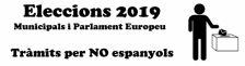 Eleccions 2019 Estrangers